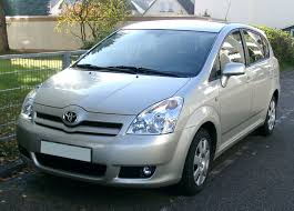 2002 Toyota Corolla spasio (e12) – pictures, information and specs ...