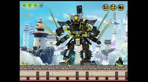 Lego Ninjago Possession Game Poki