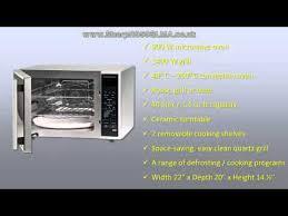 sharp r959slmaa. sharp r959slma 40 litre 900 watt digital combination microwave oven with quartz grill r959slmaa 1