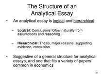 structure of analytical essay analytical writing sample essays structure of analytical essay