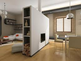 modern room divider ideas of plasterboard tv wall design  styling
