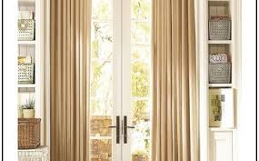 sliding glass door curtains pottery barn. Brilliant Barn Sliding Glass Door Curtains Pottery Barn And
