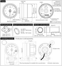 advance a1 specification defi exciting products by ns japan Defi Meter Wiring Diagram Defi Meter Wiring Diagram #53 Meter Pedestal Wiring Diagrams