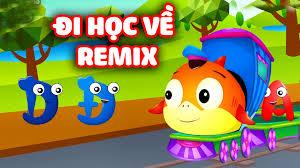 Đi Học Về Remix | Nhạc Thiếu Nhi Remix Hay Nhất 2020