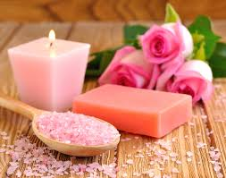 Tips To Make Your Bathroom Feel Like The Spa Burke Williams Spa - Candles for bathroom