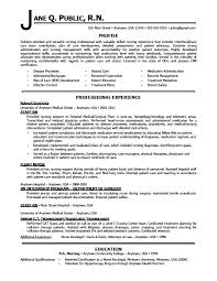 Resumes Free Mesmerizing Sample Of A Nurse Resume Visiting Nurse Resume Free Nursing Resume