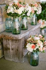 Decorating Ideas With Mason Jars Something Blue 100 Rustic Blue Mason Jars Wedding Ideas Deer 83