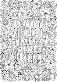 Small Picture The 25 best Quote coloring pages ideas on Pinterest Adult