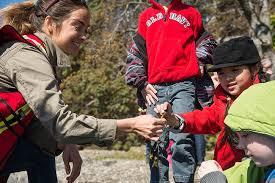 City kids get wild in nature – Victoria News