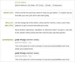 Hospitality Resume Objective Examples Spectacular Hospitality