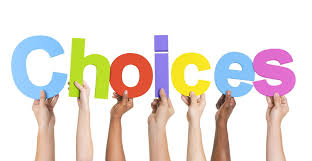 Controlling your choices - Cripps Pemberton Greenish
