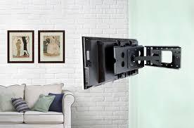 tv on wall corner. product shown vmpl50b tv on wall corner