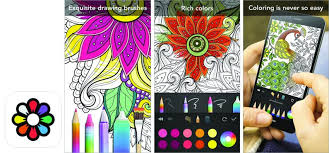 Design Your Own Garden App Enchanting The 48 Best Adult Coloring Book Apps Posh Coloring Studio