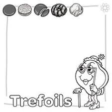 Small Picture ABC Baker cookie coloring sheet Troop Cookie Activities