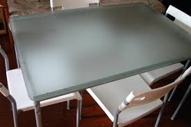 glass dining table ikea top set small round