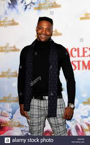 Los Angeles, CA, USA. 4th Dec, 2018. Duane Henry at arrivals for Hallmark  Channel Screening and Holiday Party, 189 by Dominique Ansel, Los Angeles,  CA December 4, 2018. Credit: Priscilla Grant/Everett Collection/Alamy