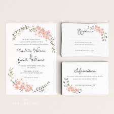 Printable Wedding Invitation Wedding Invitations Printable Cityroller Info