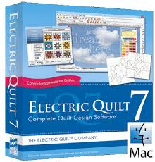 Electric Quilt ® 7 Software - Mac From The Electric Quilt Company ... & Electric Quilt ® 7 Software - Mac Adamdwight.com