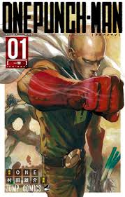 One Punch Man vol.1 manga e anime