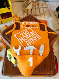 The Home Depot Workshop Birthday Party Ideas Photo 8 Of 21
