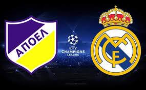 مشاهدة مباراة ريال مدريد وأبويل مباشر