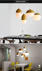 Großhandel Moderne Pendelleuchte Glas Lampe Metall Lampenschirm Leuchte Nordic E27 Basis Hanglamp Dekoration Glanz Lamparas Leuchten Von