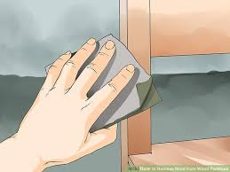 image titled remove mold from wood furniture step 10