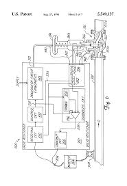 patent us5549137 valve positioner pressure feedback patent drawing