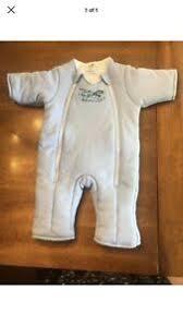 Merlin S Magic Sleepsuit Sizing Chart Details About Baby Merlins Magic Sleepsuit Sleep Suit Blue Size Large 6 9 Months