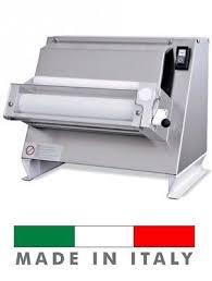 starpizza one pass pizza dough single roller sheeter 110v 12 rolling machine