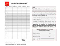 Free Printable Employee Timesheet Template Employee Timesheet