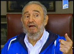 Den sygdomssvækkede 83-årige Fidel Castro har for første gang i måneder ... - 1982515-fidel-castro