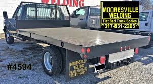 Flatbed Truck Bodies - Mooresville Welding