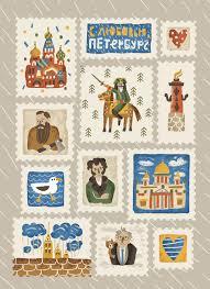 Graphic Designer St Pete Sticker St Petersburg On Behance Illustration Art
