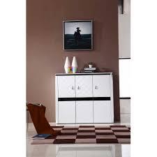 furniture shoe cabinet. Modern White Shoe Cabinet Stylish Furniture Storage Unit 6 Shelves