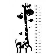 White Growth Chart Kids Growth Chart Clipart Black And White Clip Art Library