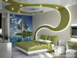 ceiling design for bedroom creative green pattern false ceiling designs with drywall and led lights ceiling design for small bedroom 2017