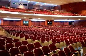 Peabody Auditorium Florida Professional Presenters
