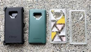 Otterbox Comparison Chart Otterbox Samsung Galaxy Note 9 Case Roundup Slim Drop