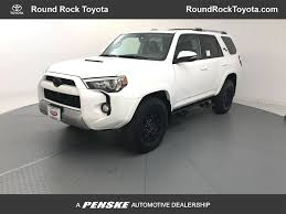 2018 New Toyota 4Runner TRD Off Road Premium 4WD at Round Rock ...