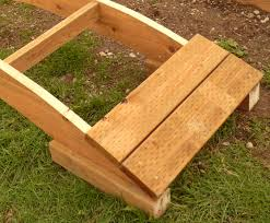 Small Picture Build A Small Ornamental Garden Bridge Infobarrel How To Build