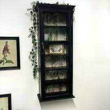 glass fronted wall cabinets chic angel ferns single door cabinet the hing kitchen glass fronted wall cabinets