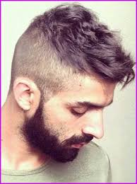 Coiffure Garcon Rase Cote Long Dessus 209448 Coupe Homme