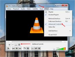 How To Record Computer Screen Windows 10 How To Record Desktop Screen Using Vlc Player On Windows 10