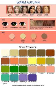warm autumn color and skin tone a guide for autumn or warm season plexions and skin tones autumn or fall season best colors for makeup clothing