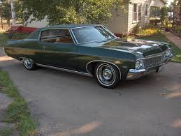 1970 Chevy Impala specs, pictures