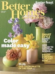 better home and gardens. Better Homes And Gardens April 2014 Home