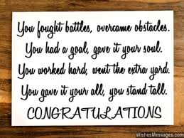 Graduation Congratulations Quotes Inspiration Graduation Quotes And Messages Congratulations For Graduating