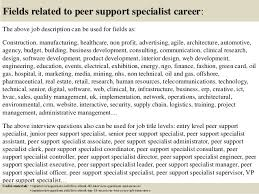 Cover Letter For Peer Support Specialist Peer Support Specialist Cover Letter Magdalene Project Org