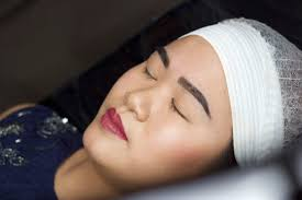my first eyebrow tattoo experience with permanent makeup manila when in manila